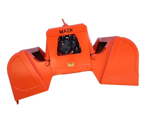 Mack Manufacturing – Crane Grapples & Clamshell Buckets