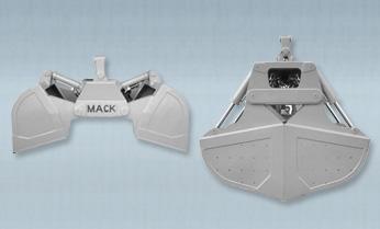 Medium Weight Hydraulic Clamshell Buckets